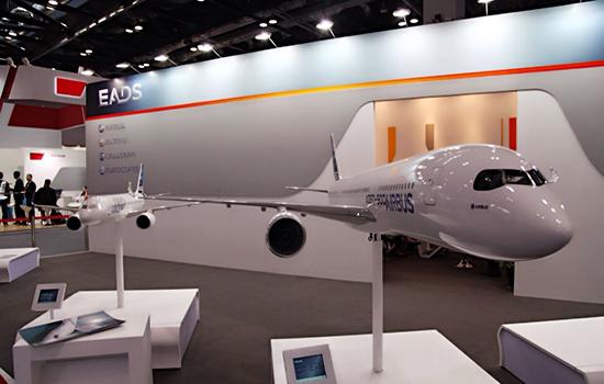 2017年南非开普敦航空及国防展