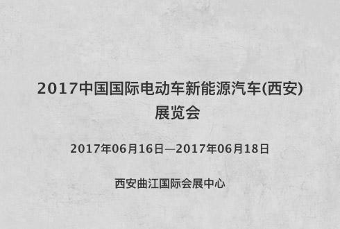 2017中国国际电动车新能源汽车(西安)展览会