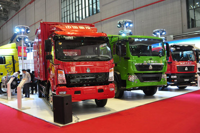 2019第六屆中國(上海)國際商用車、專用車及零部件展覽會