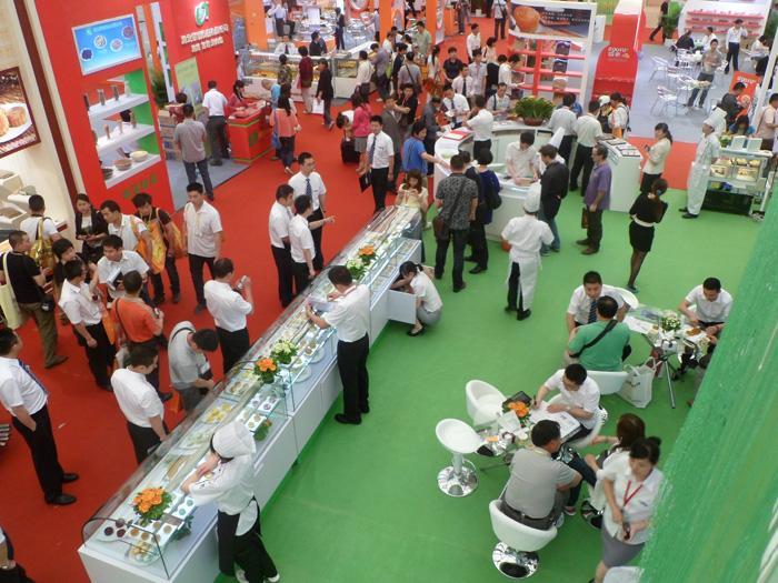 上海国际食品食材展