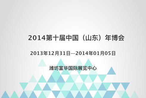 2014第十届中国(山东)年博会