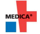 德國杜塞爾多夫國際醫院設備展覽會Medica