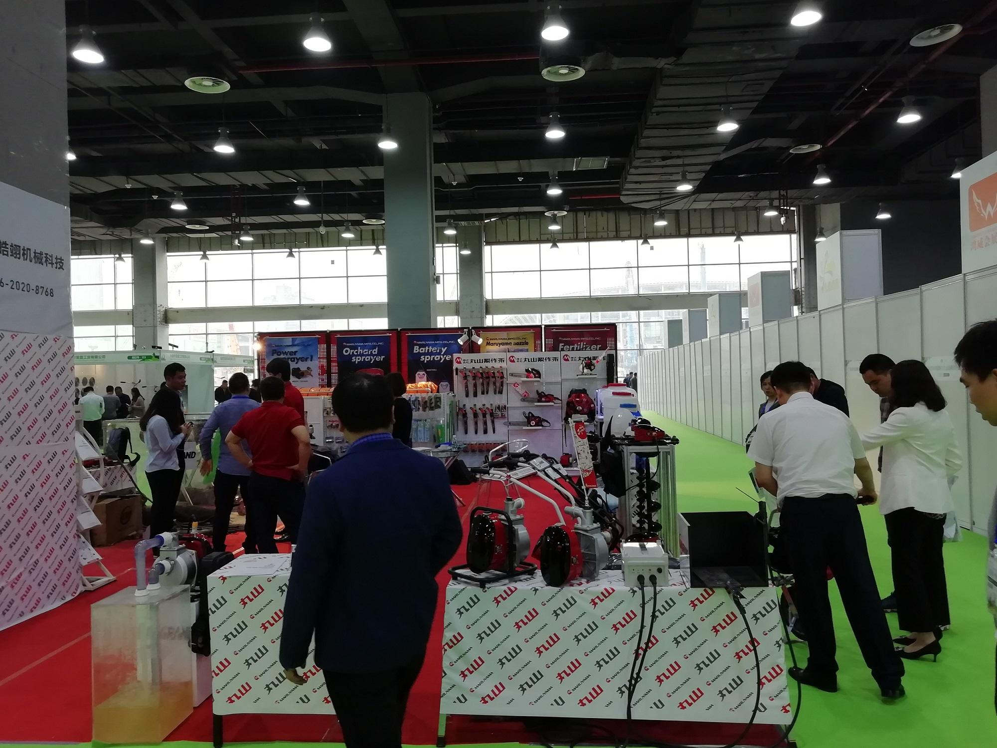 2020亚洲林业装备、园林机械及园艺工具展