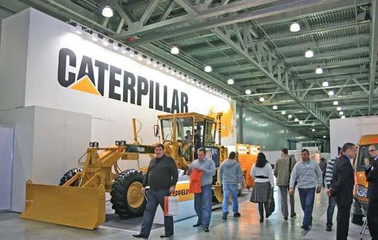2018年俄羅斯莫斯科國際建筑機械及工程機械展覽會