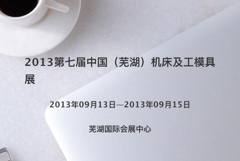 2013第七届中国(芜湖)机床及工模具展