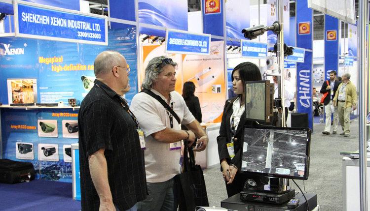 香港国际秋季电子产品展暨国际电子组件及生产技术展览会