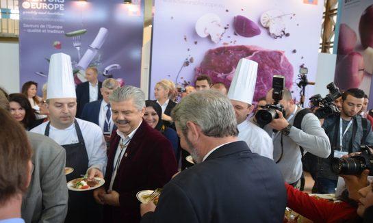 2017年北京餐飲食材及餐飲連鎖加盟展覽會