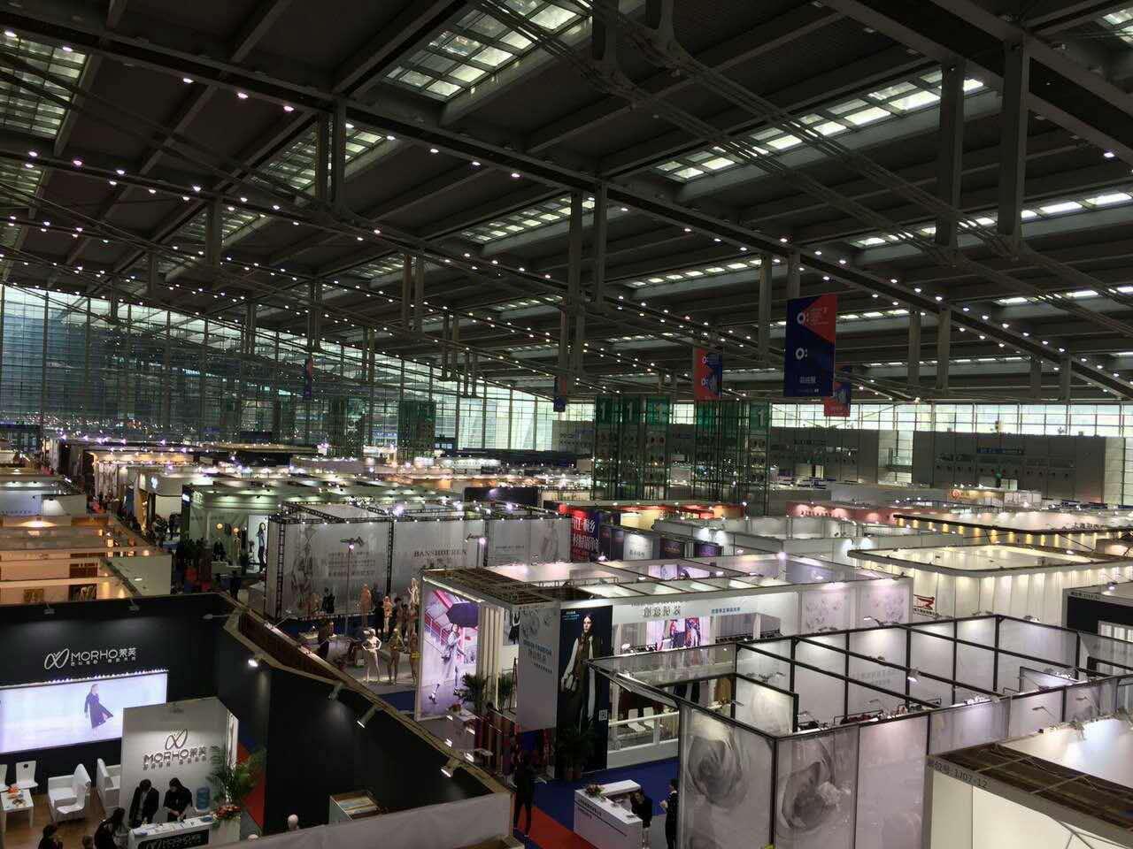 2017年上海国际纺织面料及辅料博览会