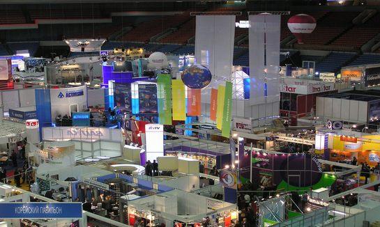 2018年俄罗斯莫斯科公共安全产品展览会