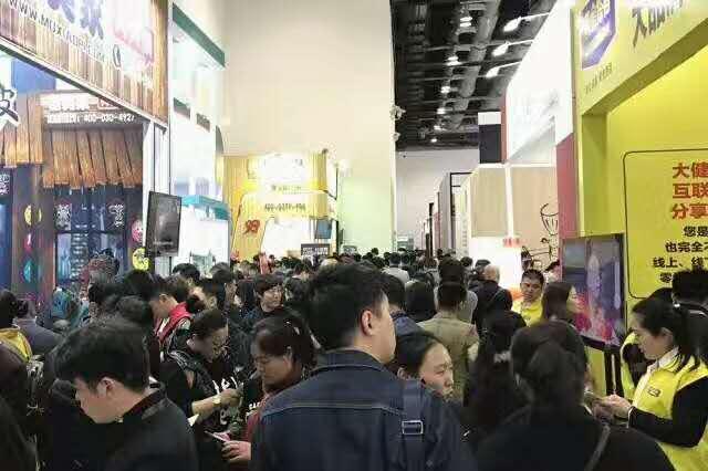 CCFA2019盟享加中国特许加盟展武汉站