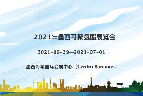 2021年墨西哥聚氨酯展览会