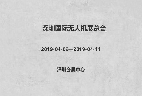 2019年深圳国际无人机展览会