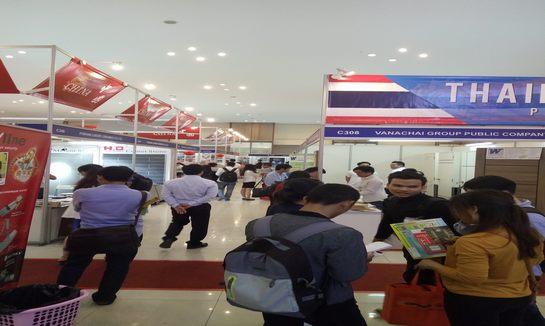 柬埔寨金边国际建材五金及室内装饰展览会