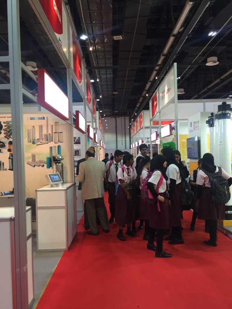 2018年阿联酋迪拜能源环保水处理太阳能产品博览会