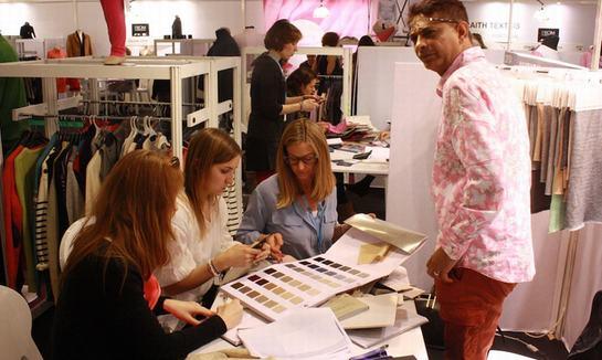 2018年德国法兰克福纺织品和非织造布博览会