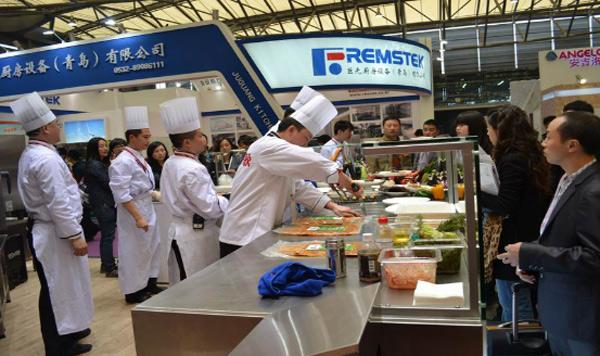 2019中國餐飲工業博覽會暨第五屆上海國際中央廚房與集成展覽會