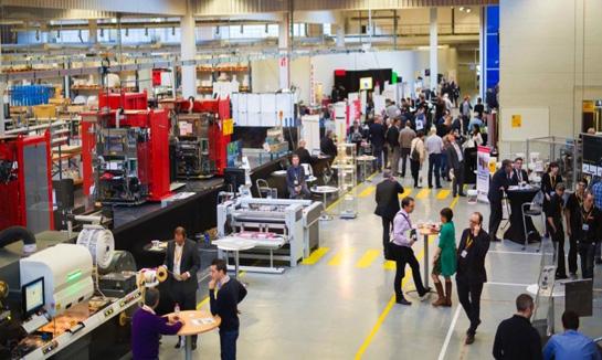 台北国际印刷机材展览会