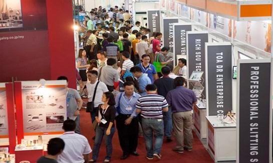 2018年沙特达曼机床及机械展览会