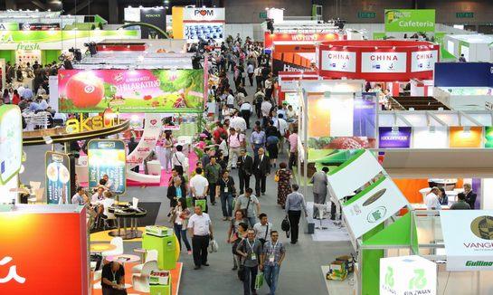 沙特吉达国际食品饮料机械展览会