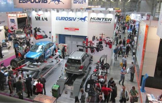 印度世界客车展览会