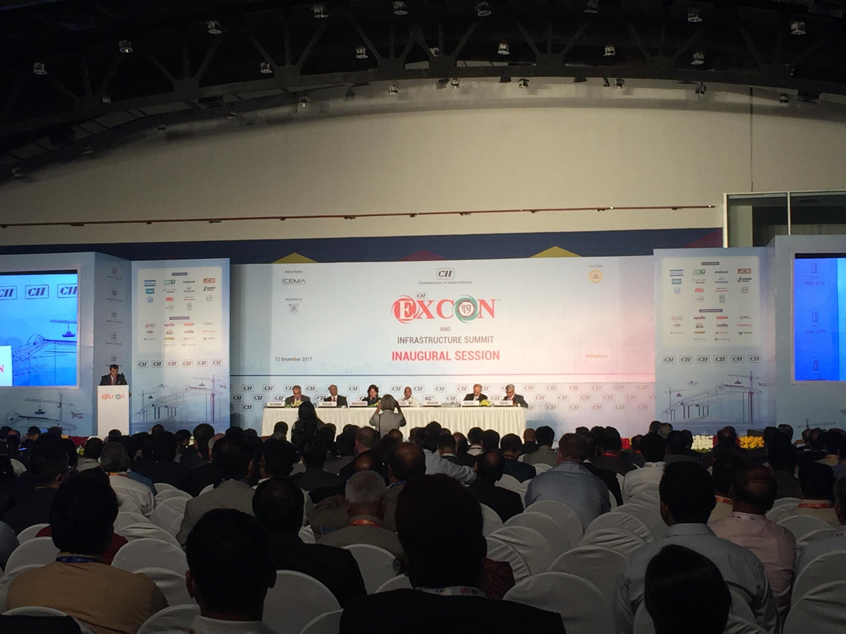 2019年印度班加罗尔工程机械展