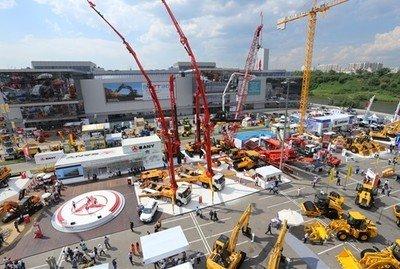 2019年俄羅斯莫斯科國際建筑及工程機械展覽會