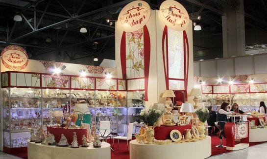 2018年俄罗斯莫斯科春季消费品及礼品博览会