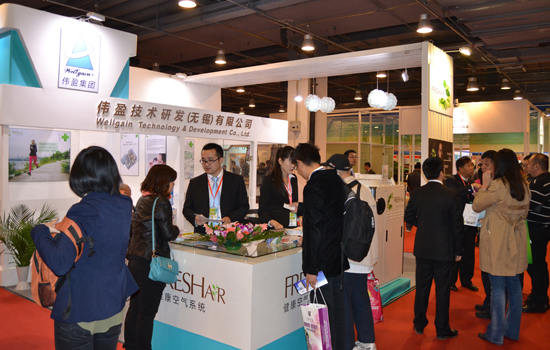 2017年深圳国际空气净化及新风系统展