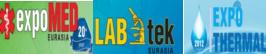 2019年土耳其医疗器械分析诊断实验室设备及康复展