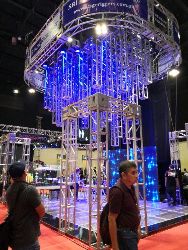 第6屆越南專業舞臺燈光音響KTV展