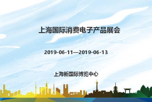 2019年上海国际消费电子产品展会