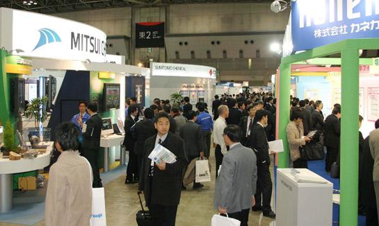 日本东京国际高机能塑料制造技术展览会