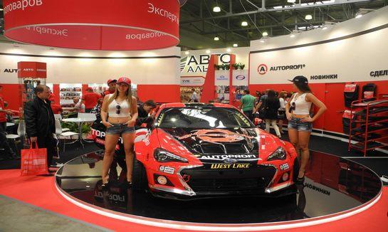 2017年阿曼马斯喀特新车及汽车配件展