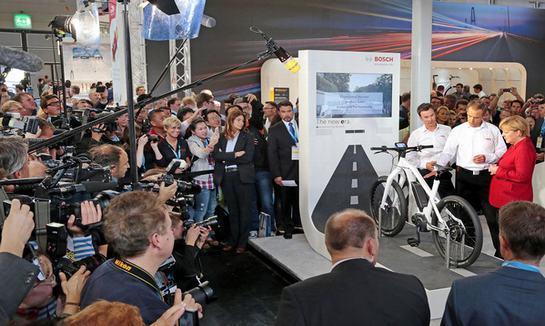 2017年德国腓德烈斯哈芬国际自行车展览会