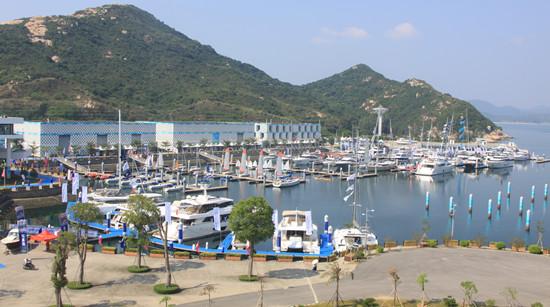 2019第十三届中国(深圳)国际游艇及设备展览会
