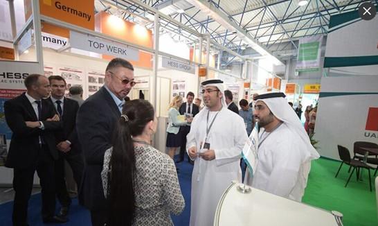 2018年阿联酋迪拜地面装饰材料展
