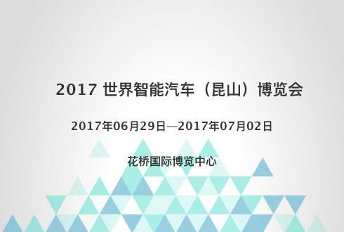 2017 世界智能汽车(昆山)博览会