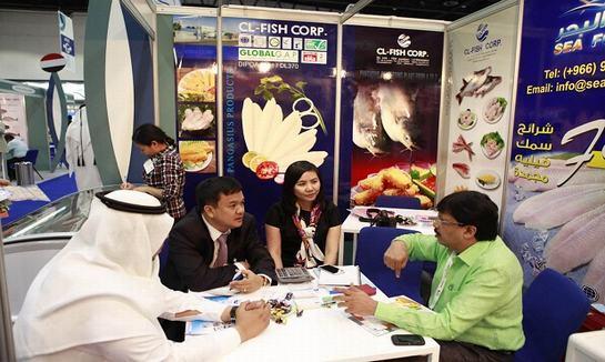 迪拜国际水产及水产技术展览会