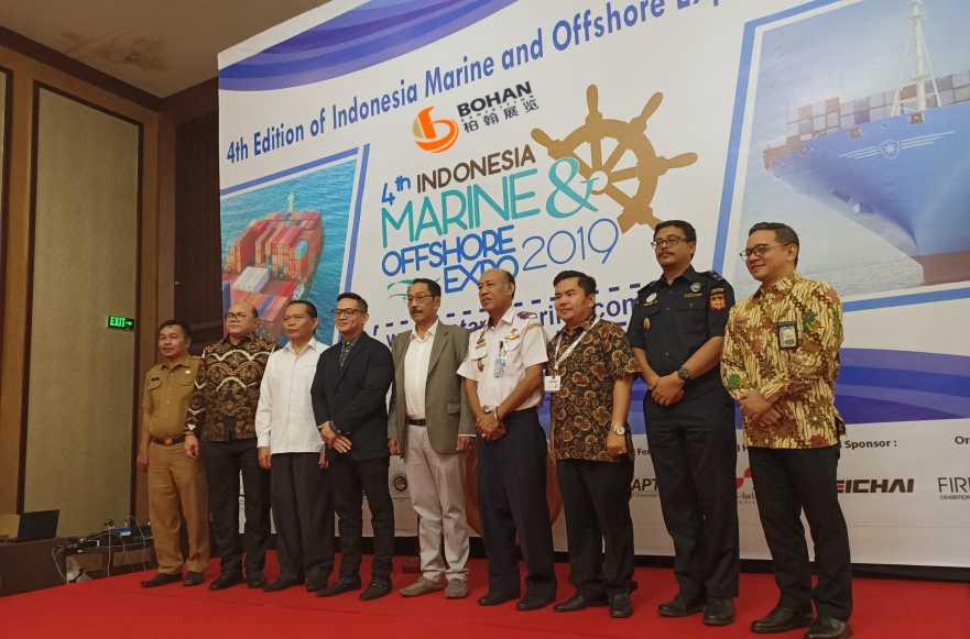2020印尼巴淡岛海事船舶展