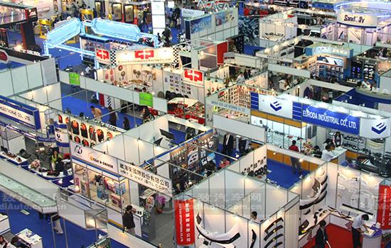 2017年太原国际新能源汽车电动车展览会