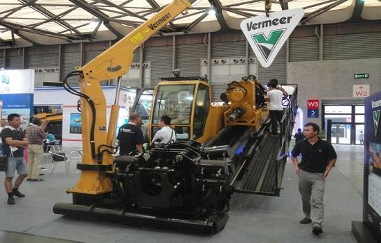2017年捷克布尔诺机械展