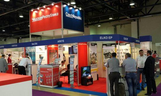 2018年俄罗斯圣彼得堡电力、电工及自动化产品展览会