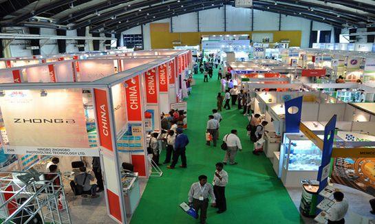 2019年巴西圣保羅電子元件、組件、生產設備及光電技術貿易博覽會