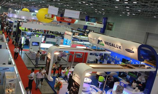 2018年哈萨克斯坦国际照明及电力展览会