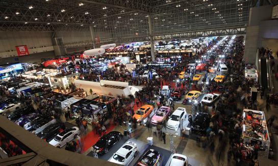 2017年北京进口汽车博览会