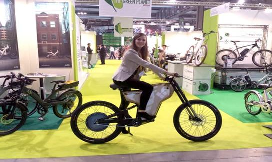 德国慕尼黑国际自行车展览会