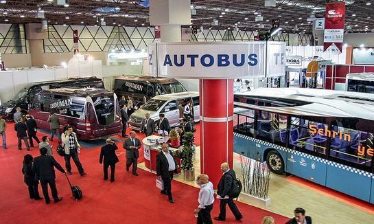美国亚特兰大国际商用车展览会