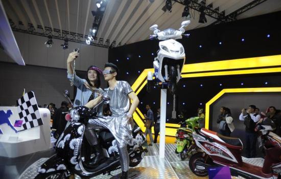 2018年上海自行車展覽會