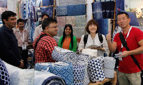 2018年印度孟买纺织展