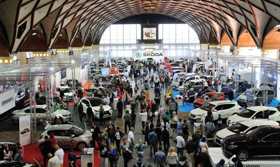 2019年上海国际汽车工业展览会